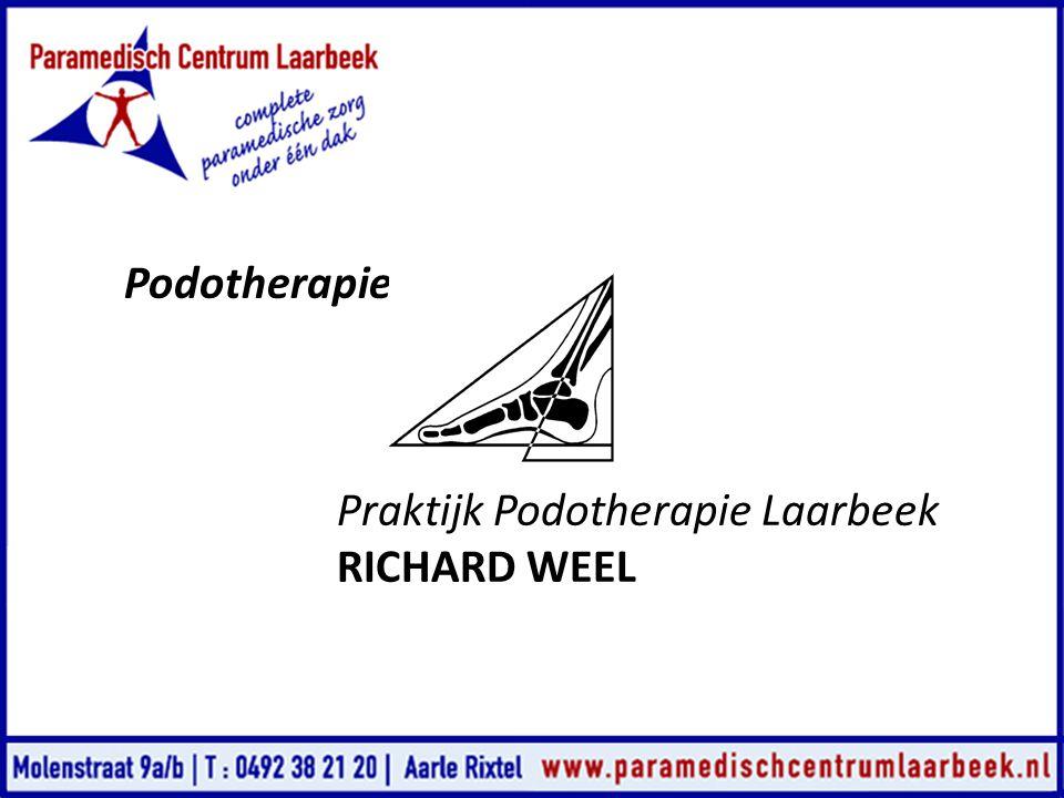 Podotherapie Praktijk Podotherapie Laarbeek RICHARD WEEL