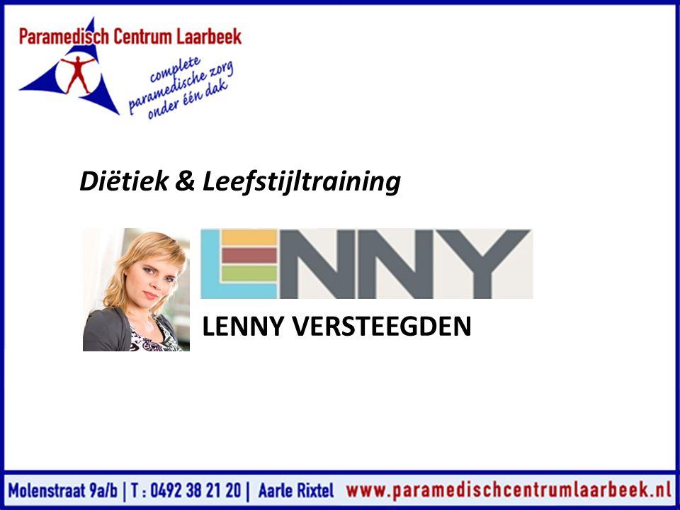 Diëtiek & Leefstijltraining