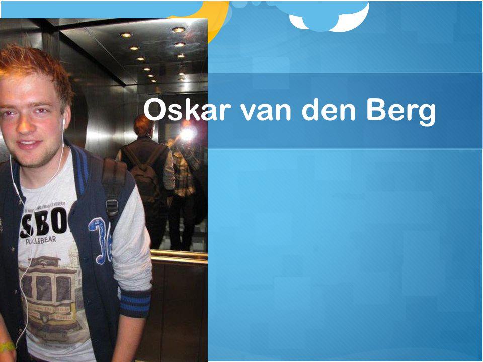Oskar van den Berg