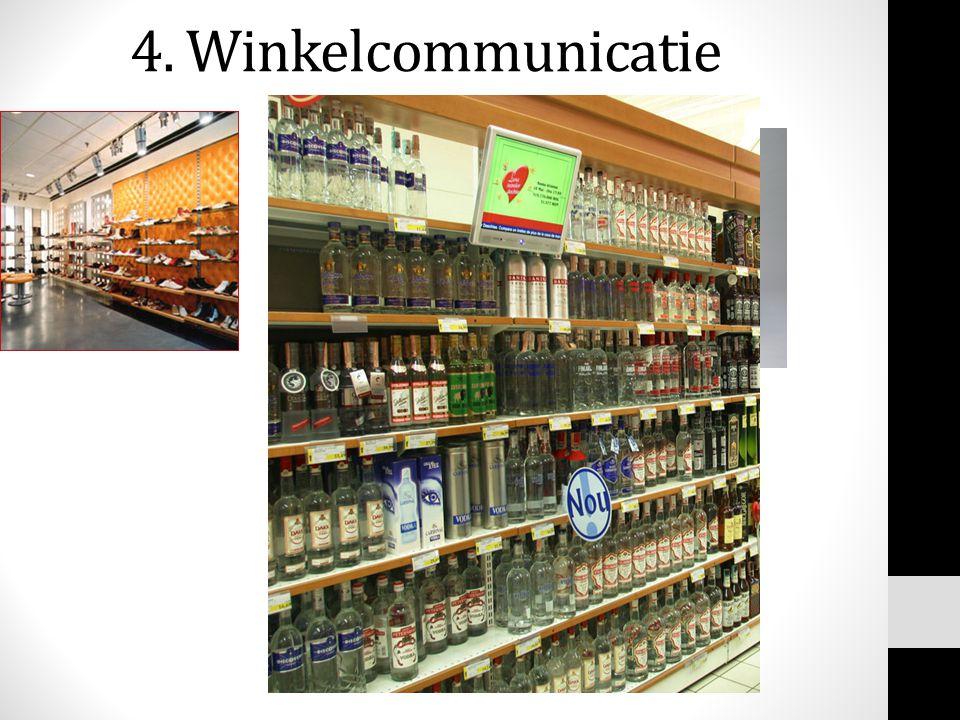 4. Winkelcommunicatie