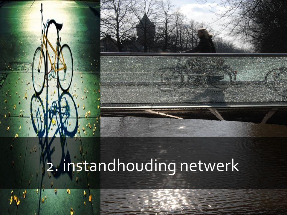 2. instandhouding netwerk