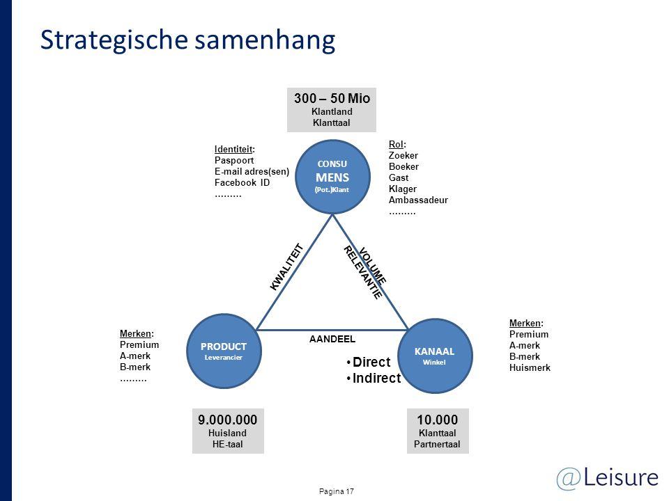 Strategische samenhang