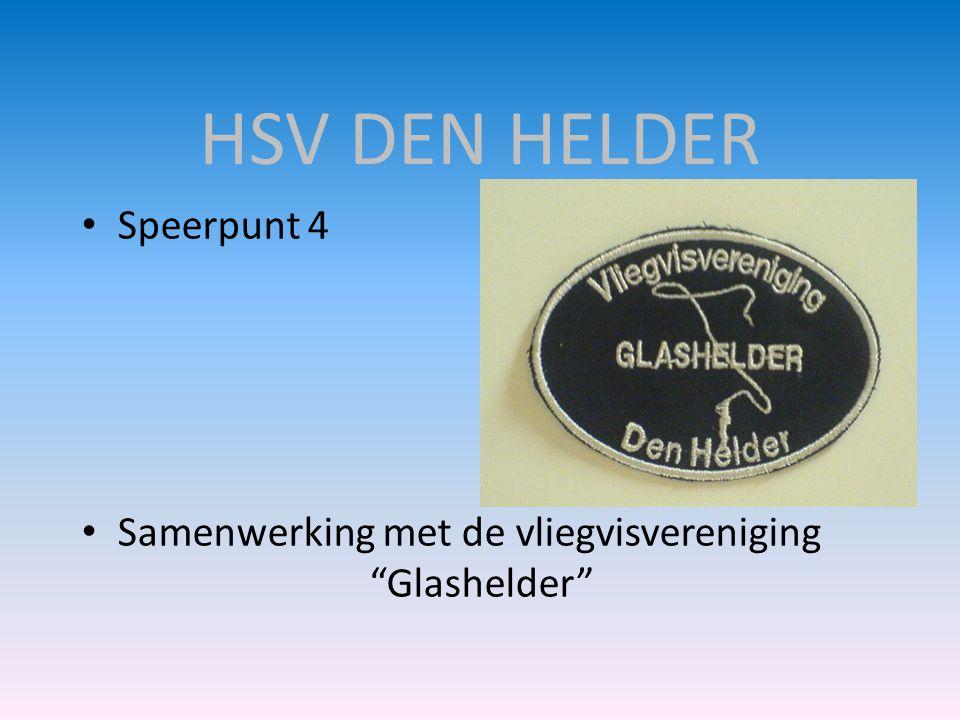 HSV DEN HELDER Speerpunt 4