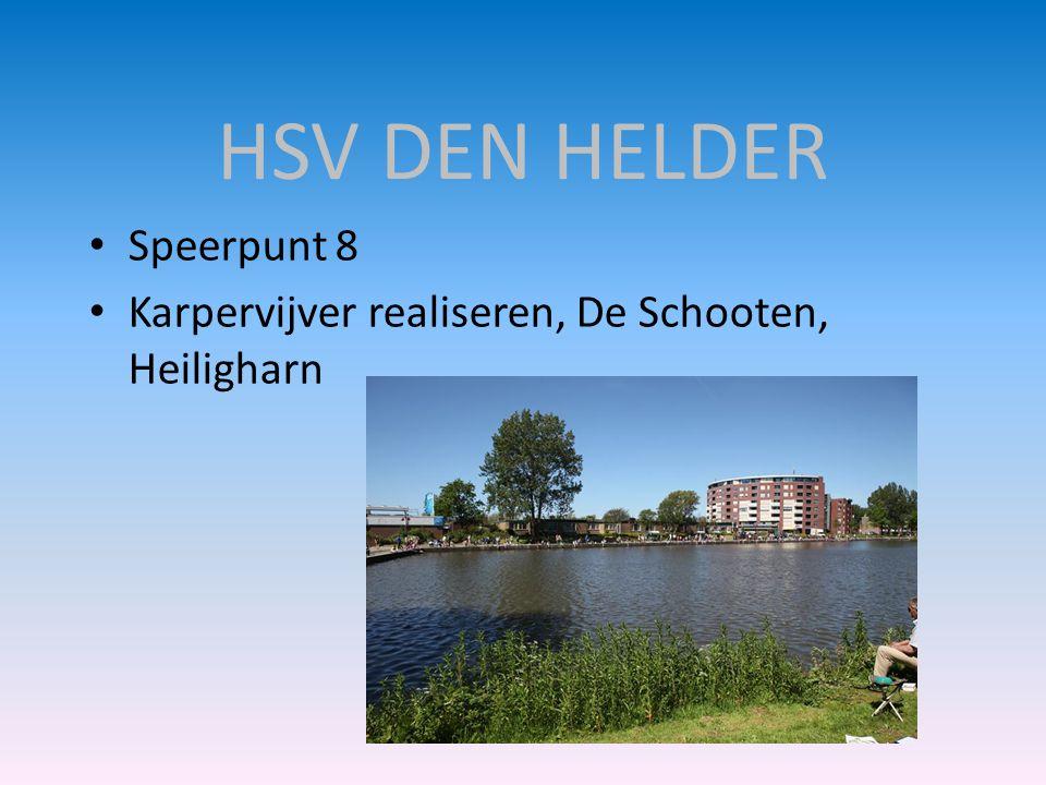 HSV DEN HELDER Speerpunt 8