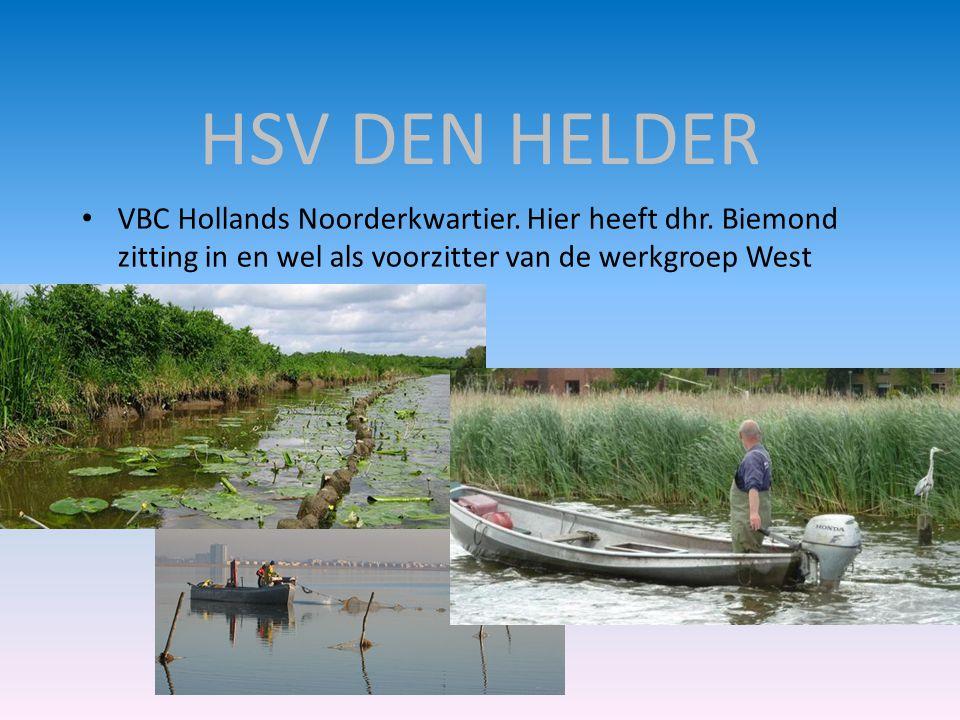 HSV DEN HELDER VBC Hollands Noorderkwartier. Hier heeft dhr.