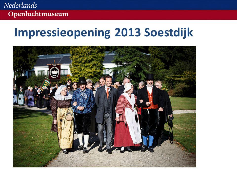 Impressieopening 2013 Soestdijk