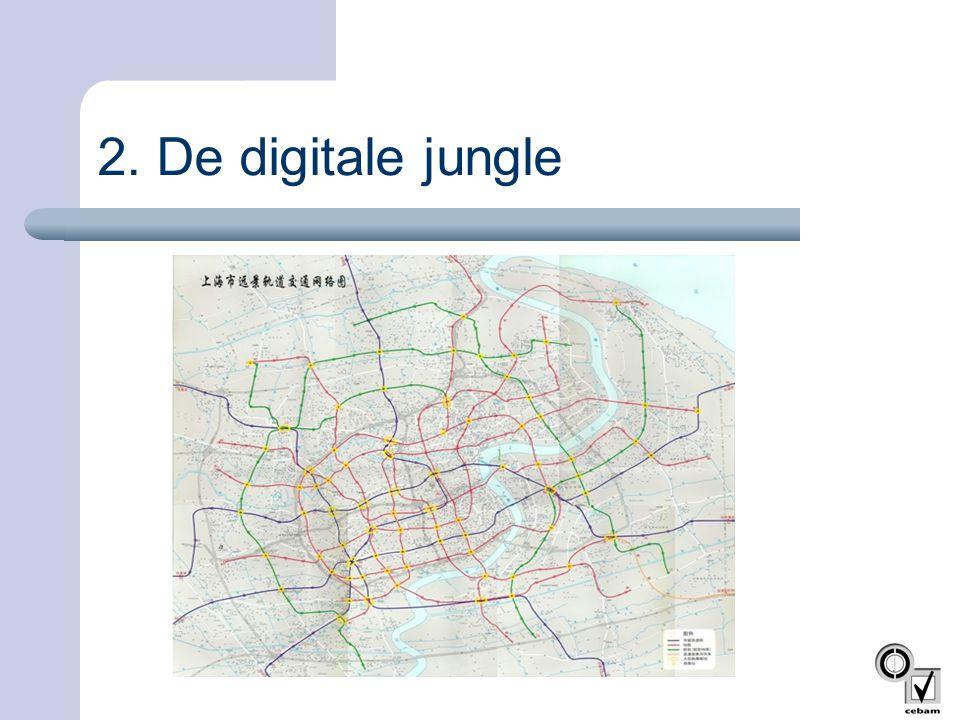 2. De digitale jungle