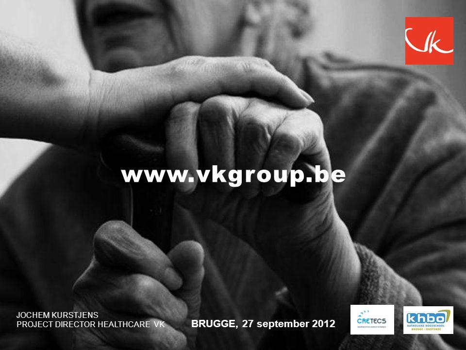 www.vkgroup.be BRUGGE, 27 september 2012 JOCHEM KURSTJENS