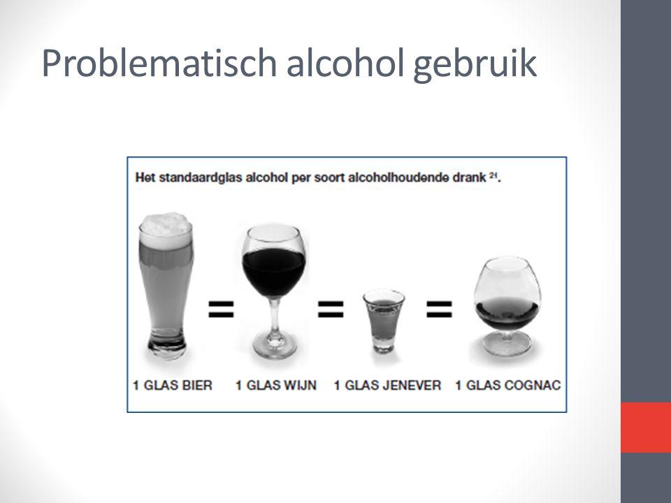 Problematisch alcohol gebruik