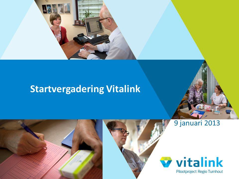 Startvergadering Vitalink
