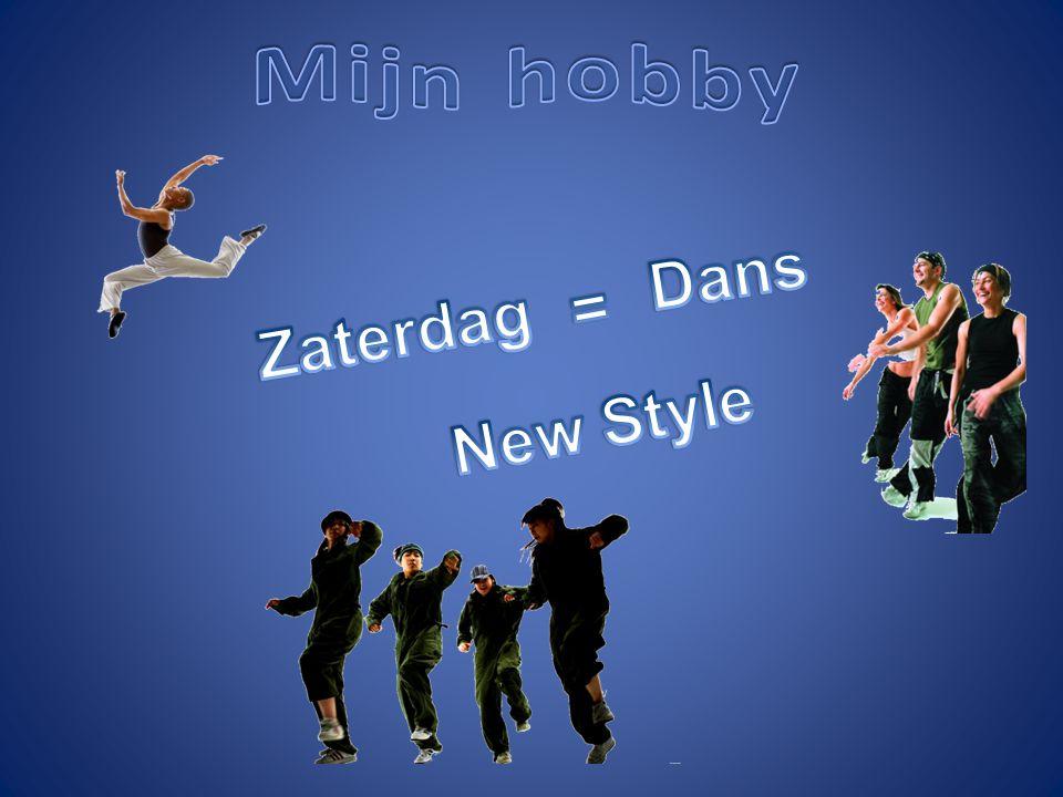 Dans = Zaterdag New Style