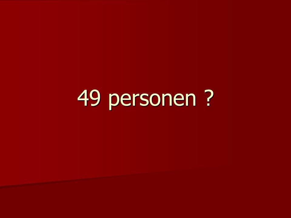 49 personen
