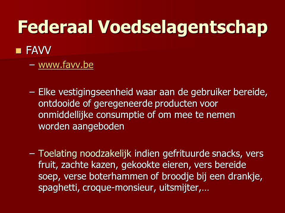 Federaal Voedselagentschap