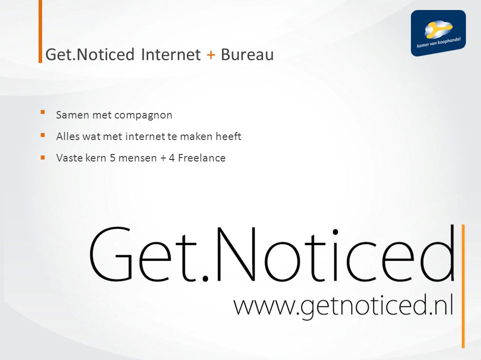 Get.Noticed Internet + Bureau