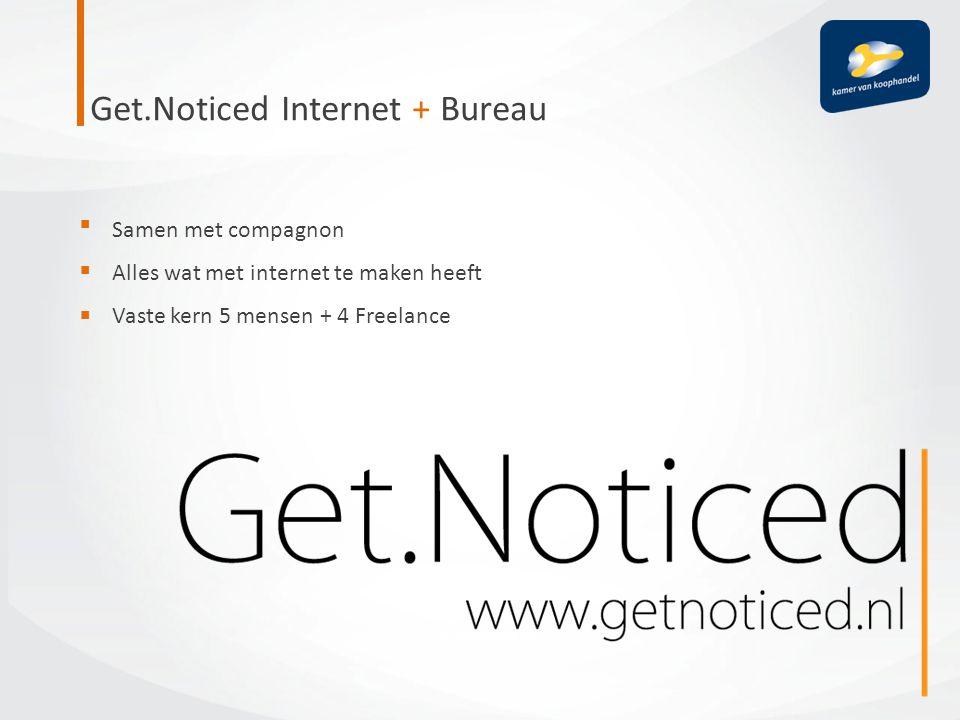Get.Noticed Internet + Bureau