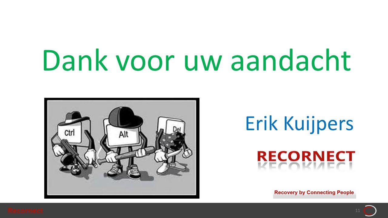Dank voor uw aandacht Erik Kuijpers