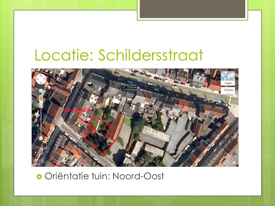 Locatie: Schildersstraat