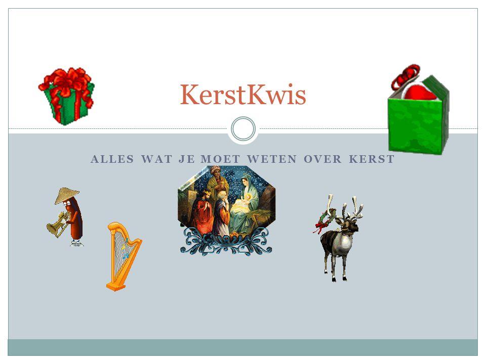 Alles wat je moet weten over Kerst