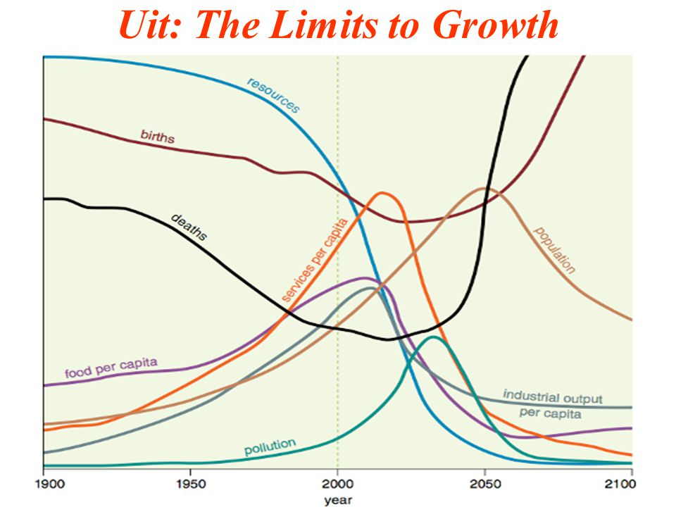 Uit: The Limits to Growth