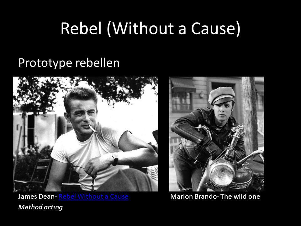 Rebel (Without a Cause)