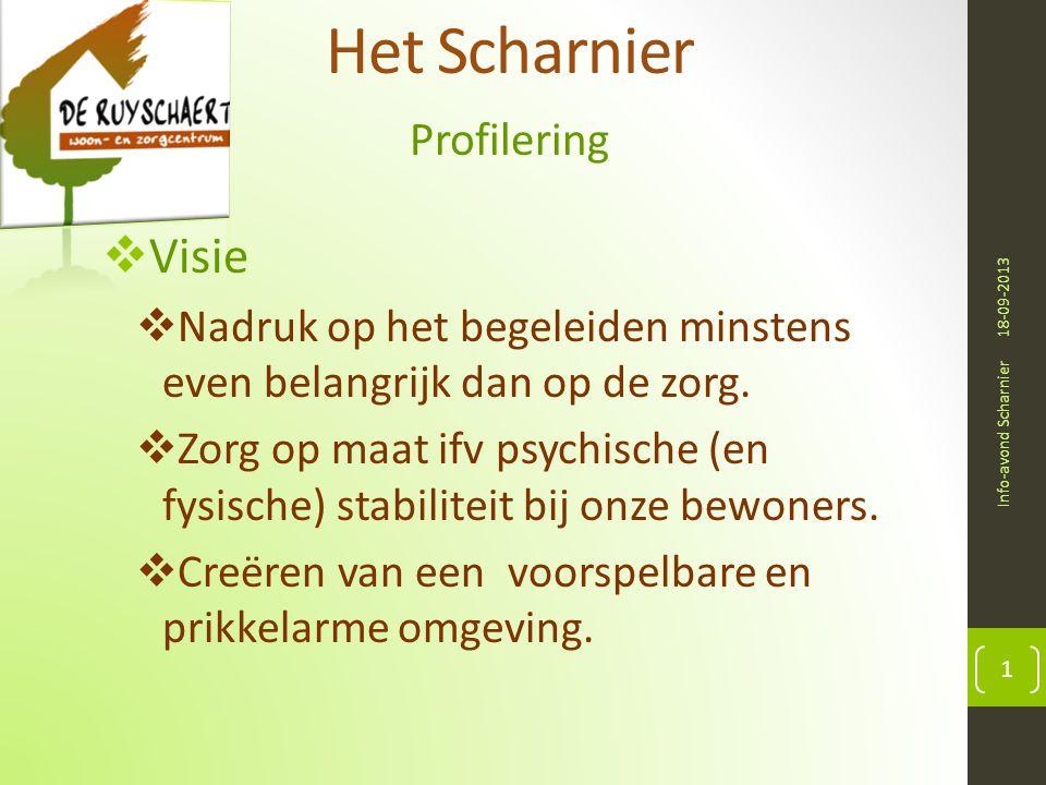 Het Scharnier Visie Profilering