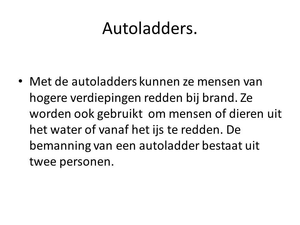 Autoladders.