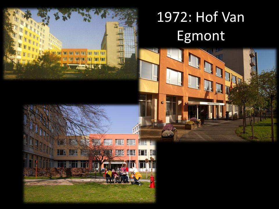 1972: Hof Van Egmont Vlaams (fed financ) RVT, ROB