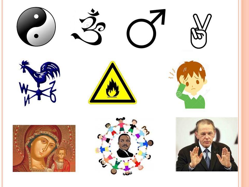symbool (conventie over de betekenis)