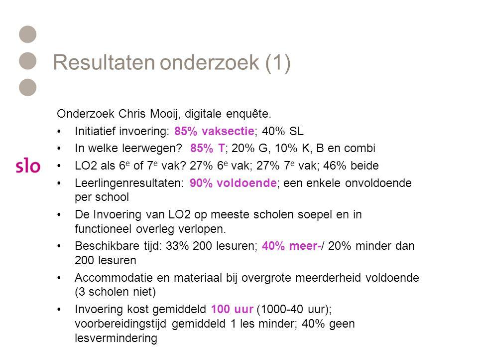 Resultaten onderzoek (1)