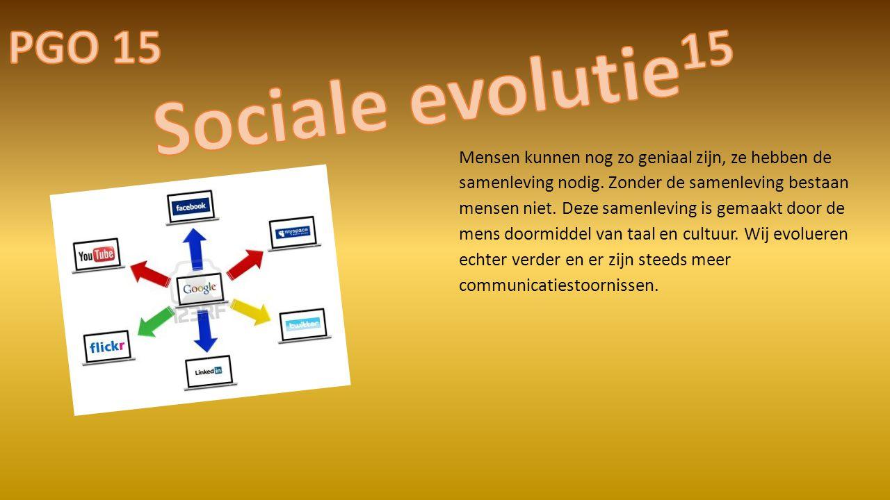 PGO 15 Sociale evolutie15.