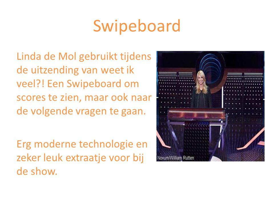 Swipeboard