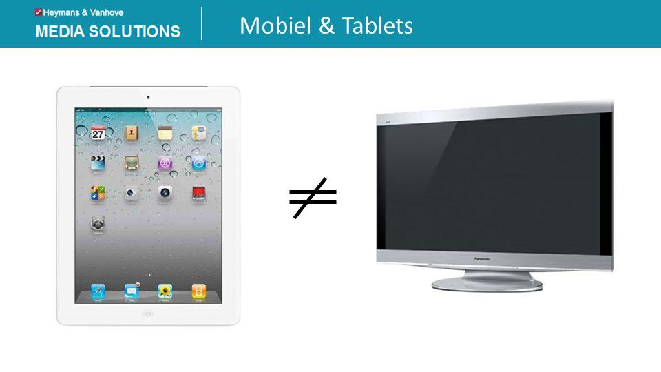 Mobiel & Tablets