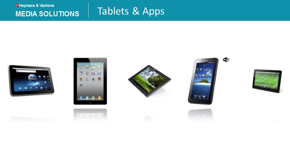 Tablets & Apps