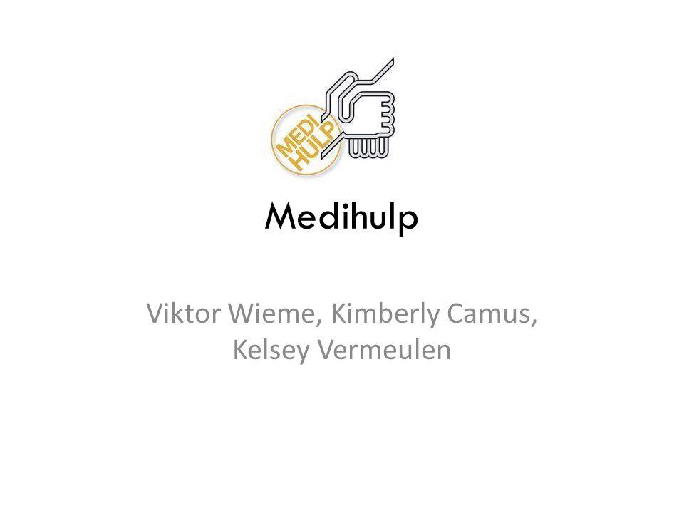 Viktor Wieme, Kimberly Camus, Kelsey Vermeulen