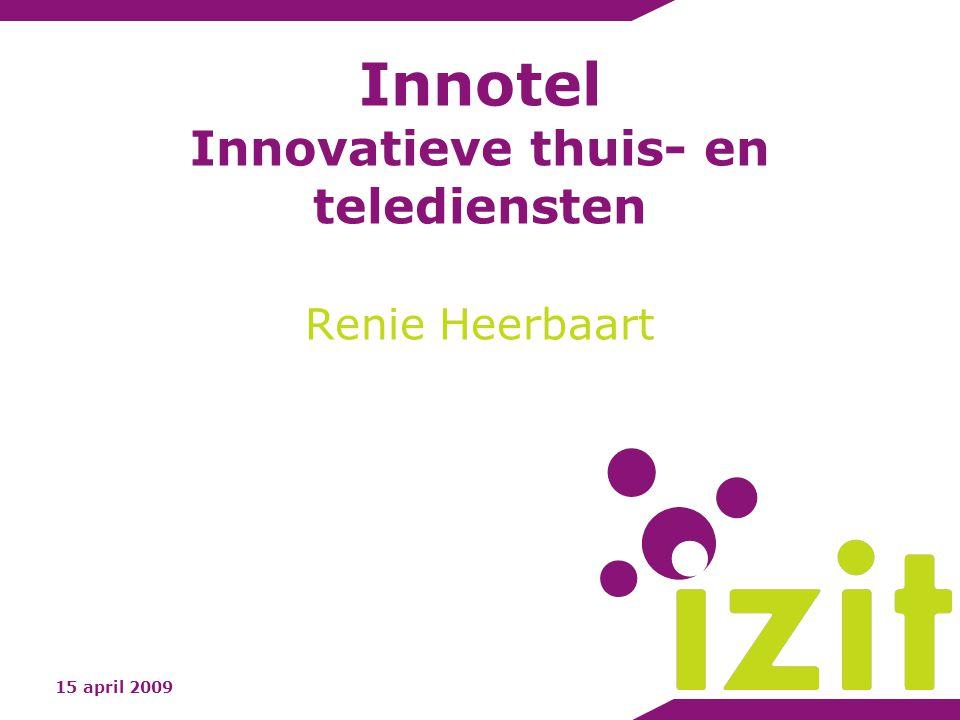 Innotel Innovatieve thuis- en telediensten