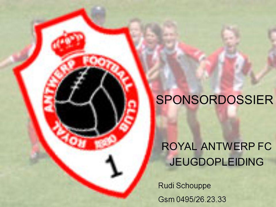 ROYAL ANTWERP FC JEUGDOPLEIDING