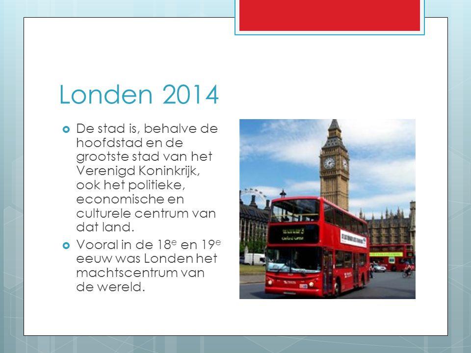 Londen 2014