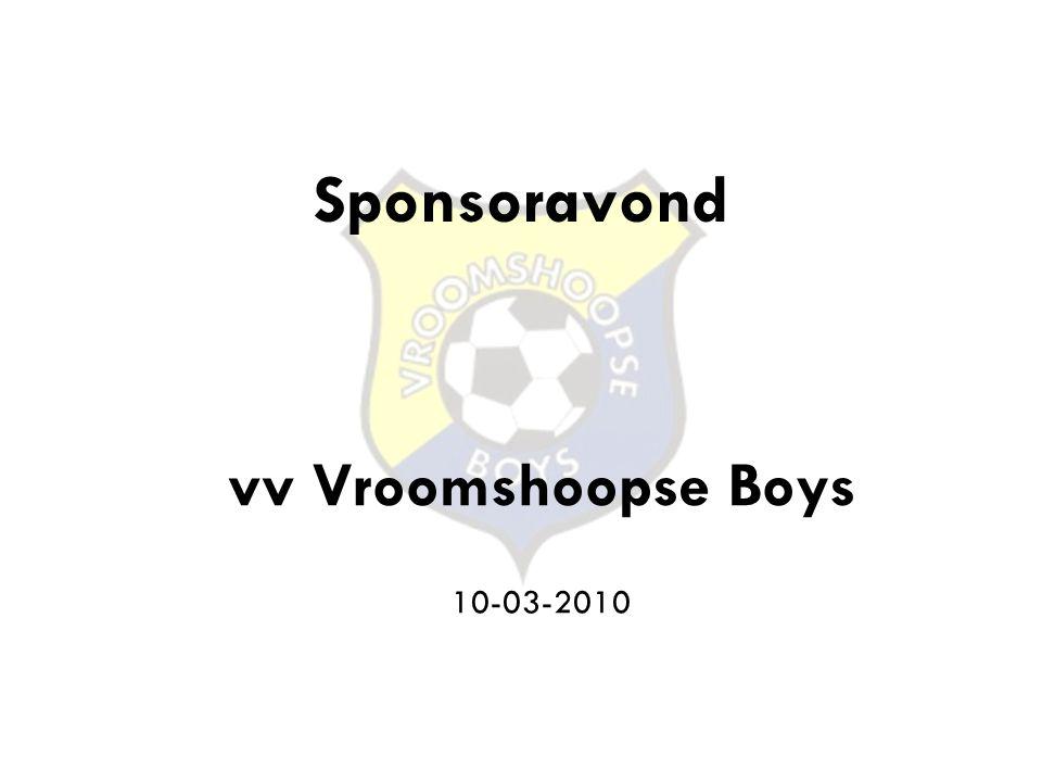 vv Vroomshoopse Boys 10-03-2010