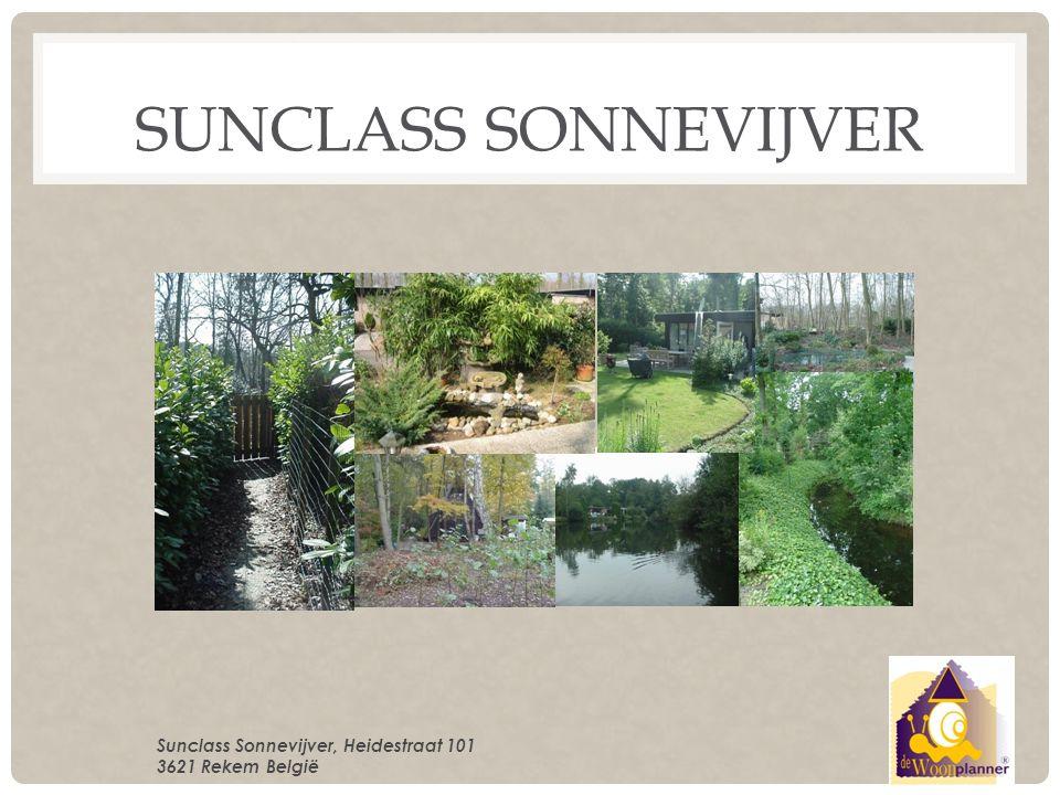 Sunclass sonnevijver Sunclass Sonnevijver, Heidestraat 101