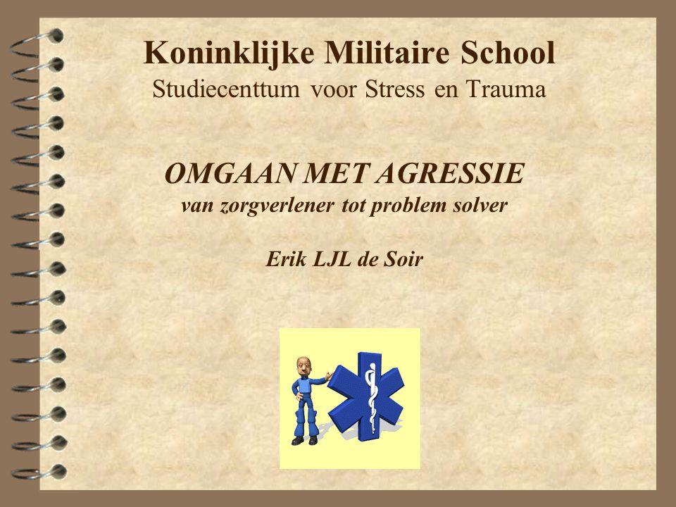 Koninklijke Militaire School Studiecenttum voor Stress en Trauma