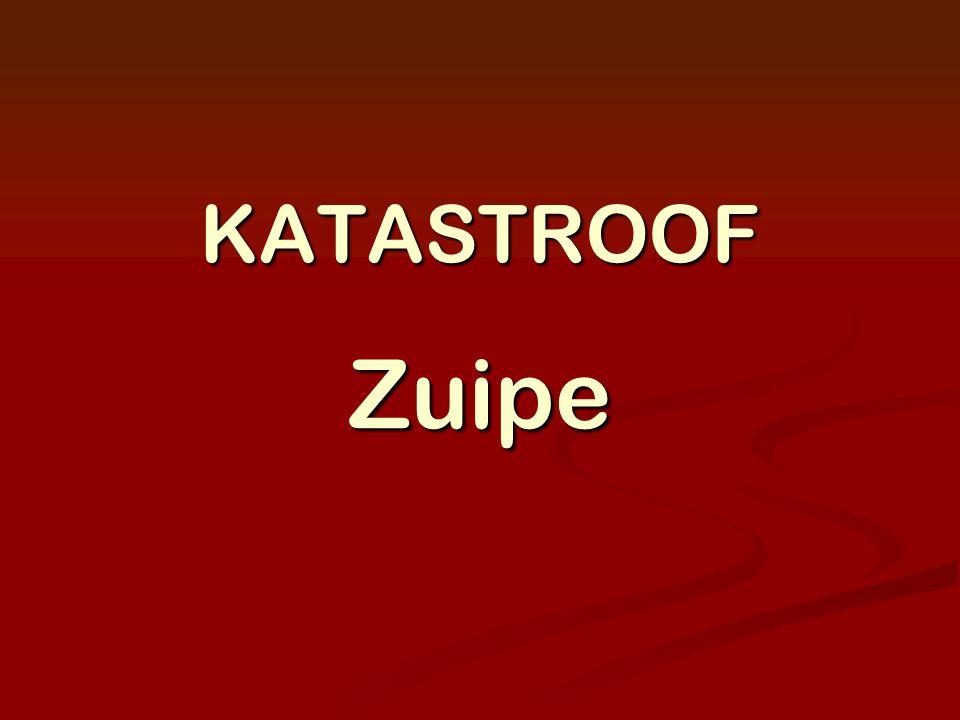 KATASTROOF Zuipe