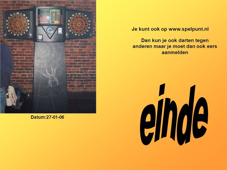 Je kunt ook op www.spelpunt.nl