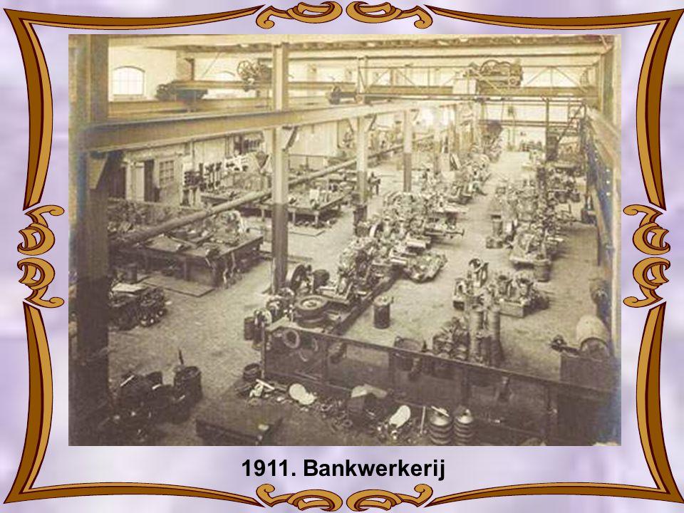 1911. Bankwerkerij