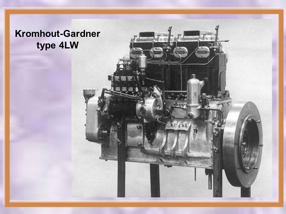 Kromhout-Gardner type 4LW