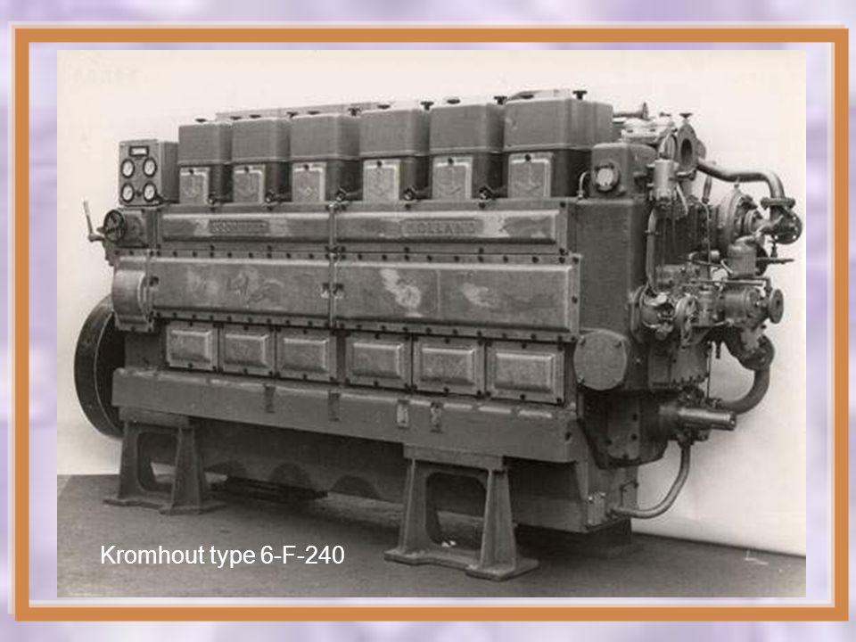 Kromhout type 6-F-240