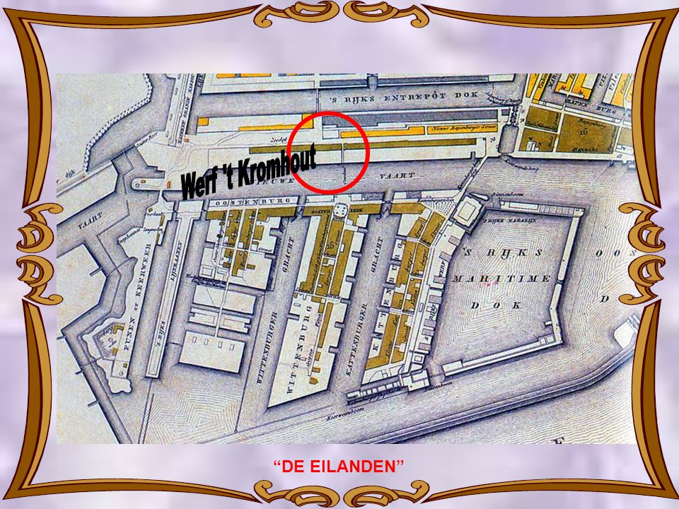 Werf t Kromhout DE EILANDEN