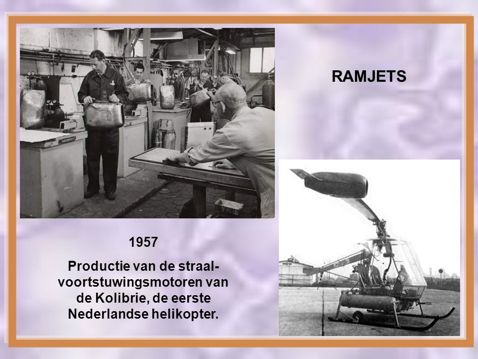 RAMJETS 1957.
