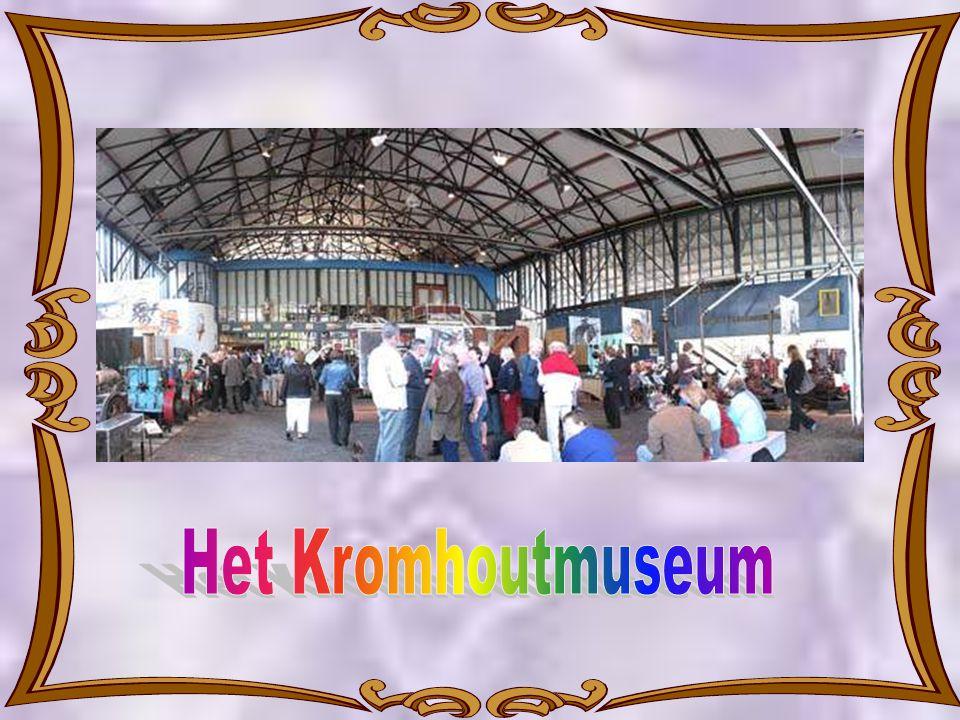 Het Kromhoutmuseum