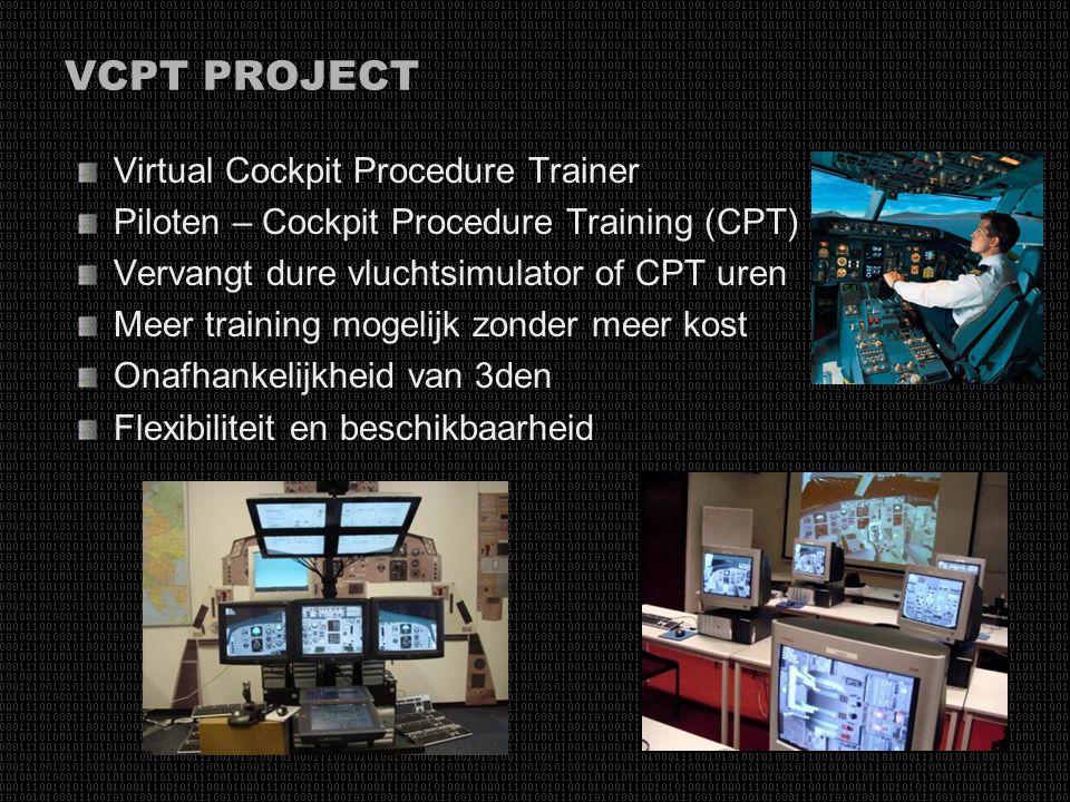 VCPT PROJECT Virtual Cockpit Procedure Trainer
