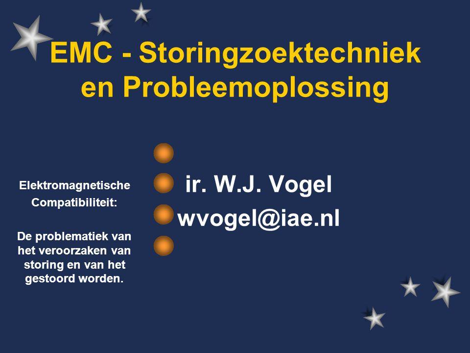EMC - Storingzoektechniek en Probleemoplossing